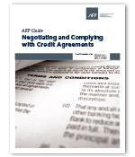 Negotiating and Complying with Credit Agreements